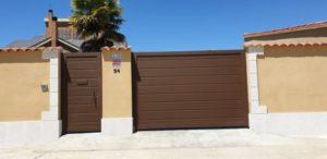 Puertas de Garage Tudela